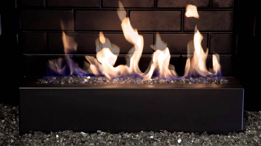 Glass Fireplaces How This Material Can Lead To Innovations