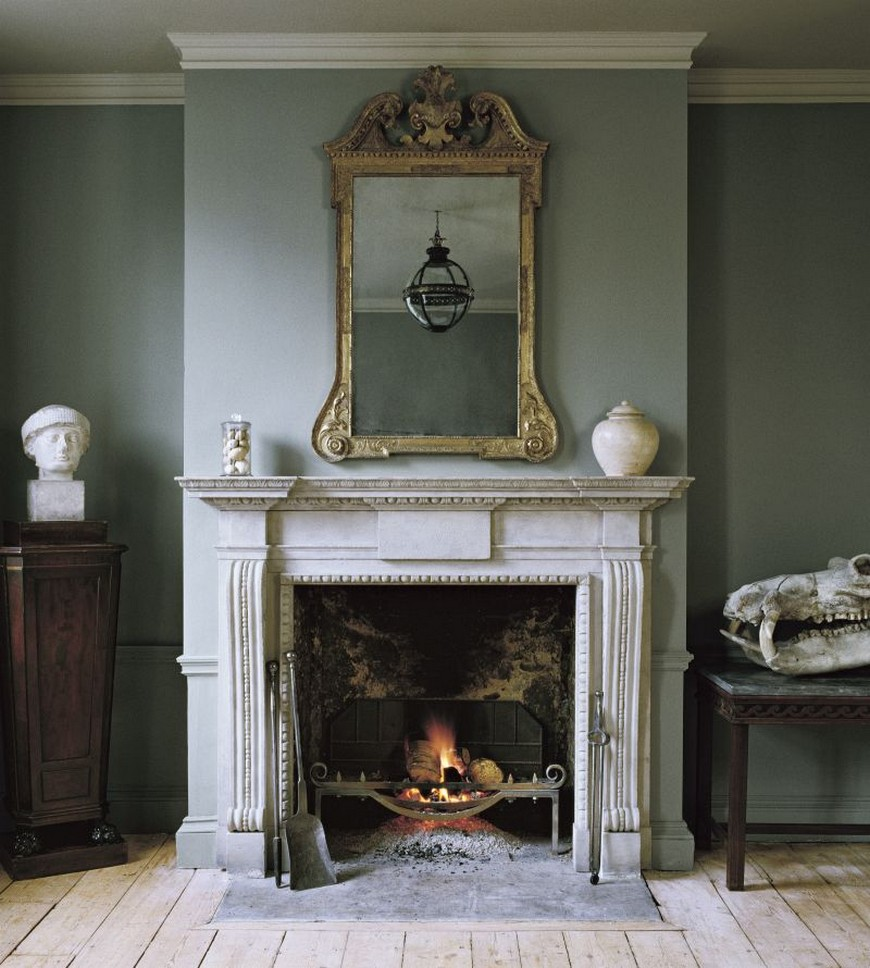Stone Or Marble Fireplaces Which Do You Prefer