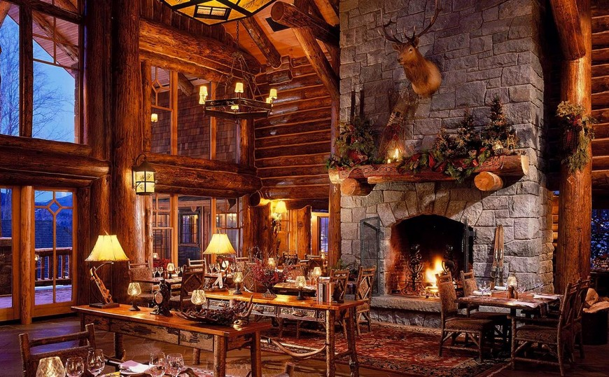 These Are 5 Of The Best Hotel Fireplaces You Ll Ever See