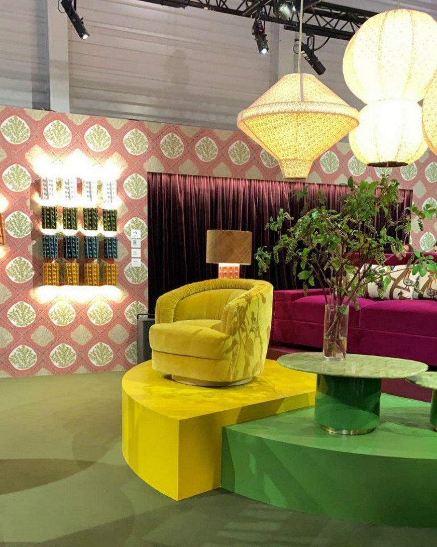 maison et objet 2019 has begun have a look at day 1 pics. Black Bedroom Furniture Sets. Home Design Ideas