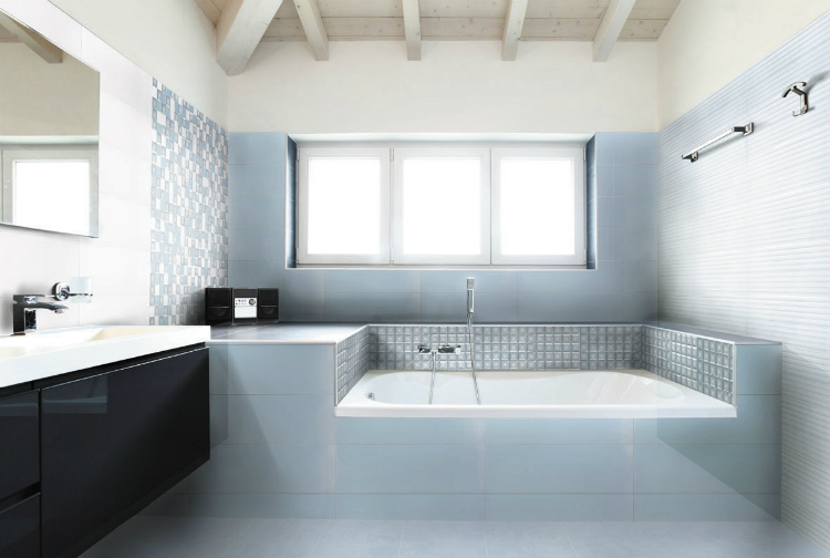 Design Ideas For Minimalist Bathrooms classy brand new minimalist bathroom concept beam ceiling mosaic tiles cozy bathtub design ideas for white bathrooms bathroom fascinating ideas for white bathrooms