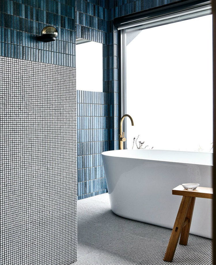 Design Ideas For Minimalist Bathrooms contemporary bathroom tiles and colors