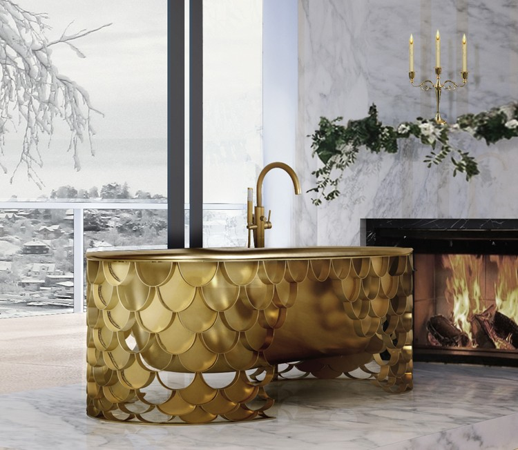 Fly Off Into the World of Interior Design: imm Cologne 2019 is here! Koi Bathtub