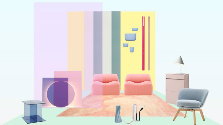 Fly Off Into the World of Interior Design: imm Cologne 2019 is here! Trend Atmospheres
