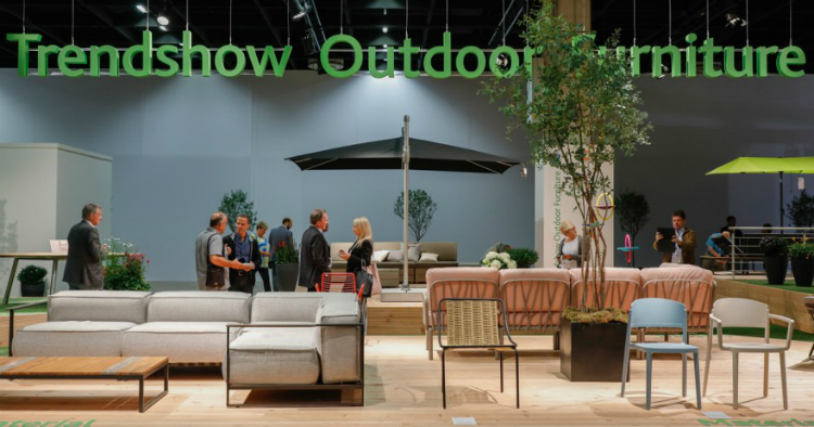 Fly Off Into the World of Interior Design: imm Cologne 2019 is here! trendshow outdoor furniture