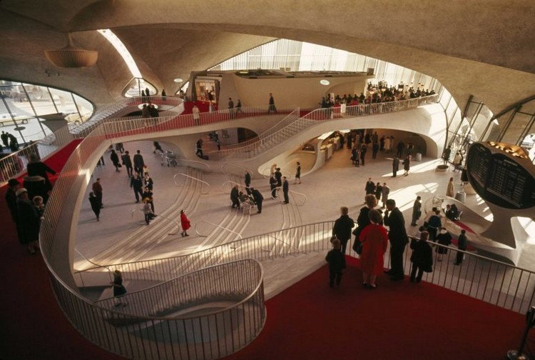 8 Magnificent Places to Visit in NYC: AD Show 2019 TWA Flight Center 2