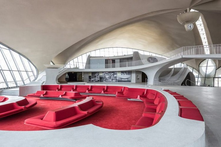 8 Magnificent Places to Visit in NYC: AD Show 2019 TWA Flight Center