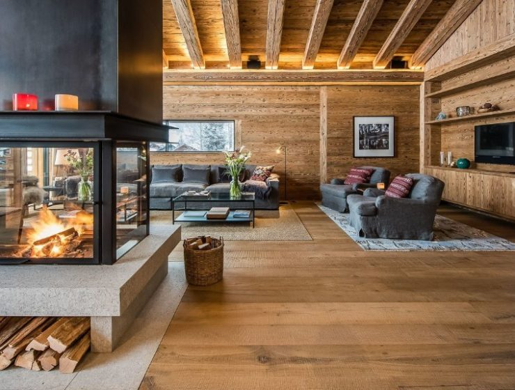 Modern Fireplaces For Inviting Interiors fireplaces modern design 1 740x560