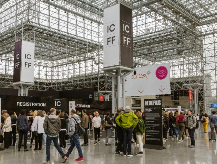 ICFF New York 2019: The Events You Can't Miss ICFF New York Events 740x560